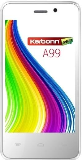 Karbonn A99 White
