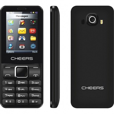 Cheers Sleek 10 (Black)