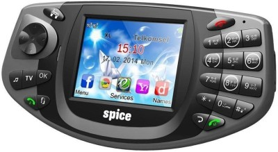 Spice Gaming Mobile X-2 (Grey)