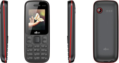 Xillion A100 (BLACK+RED)