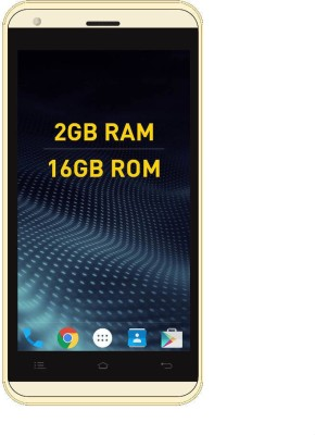Celkon CELKON 2GB STAR (GOLD, 2 GB)