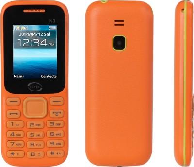 Infix N5::N3 (White, Orange)