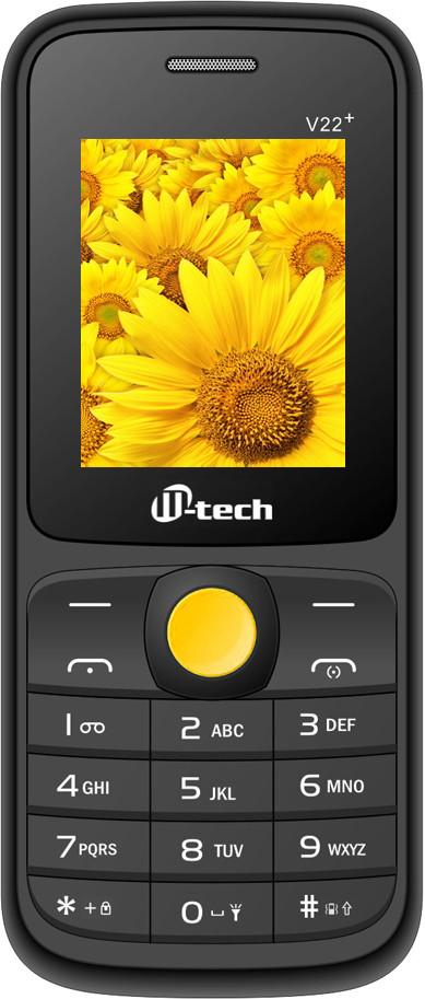 Mtech V22plus16GB Black