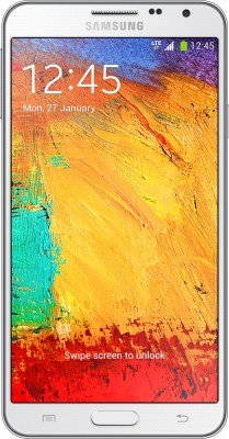 Compare Samsung Galaxy Note 3 Neo White at Compare Hatke