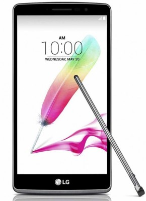 LG G4 Stylus 4G LTE (Titan, 16 GB)