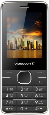Videocon VS Topaz (Black)