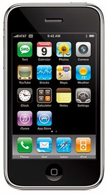 View Apple iPhone 3G Mobile Price Online(Apple)