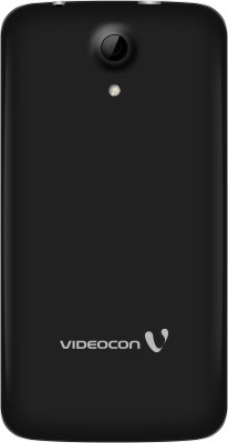 Videocon Infinium Z45 Dazzle (Black, 8 GB)