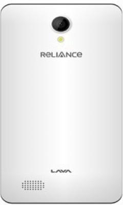 Reliance Lava EG841 (White, 1 GB)