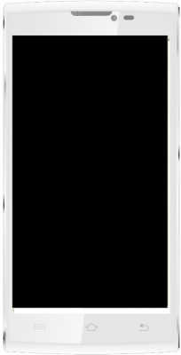 Karbonn Titanium High S320 Plus (White and Silver, 8 GB)