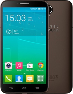 Alcatel Idol 2 (Black & Chocolate, 16 GB)