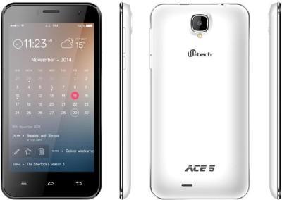 Mtech ACE 5 (WHITE, 4 GB)