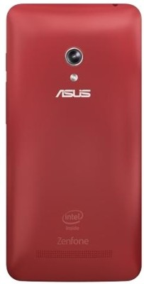 Asus Zenfone 5 A501CG (Red, with 8 GB, with 1.6 GHz Processor)