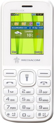 Mediacom Goodluck (White)