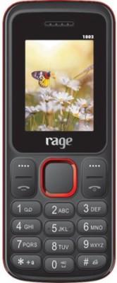 Rage Bold Dual Sim (Black Red)