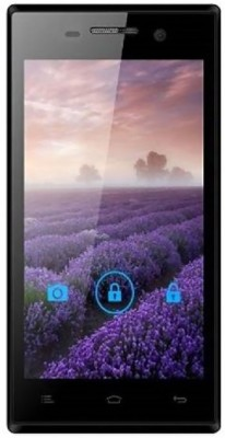 Gionee V4S (Black, 8 GB)