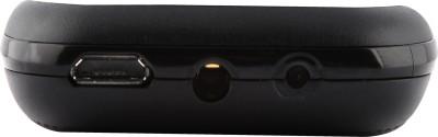 Infix Infix N1 Dual Sim Multimedia with Auto Call Record-Black (Black)