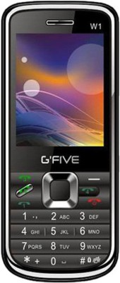 Gfive W1 (Grey ( Four Sim, 3000 mAh Battery))
