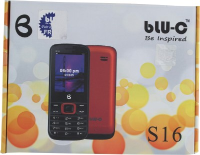 BLU S-16 (Black, Yellow)