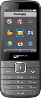 Micromax X342 (Grey)
