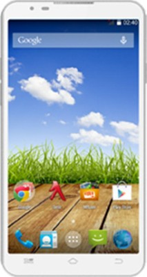 Micromax Canvas XL2 A109 (White, 4 GB)