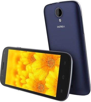 Intex Aqua I5 Octa (Blue, 8 GB)