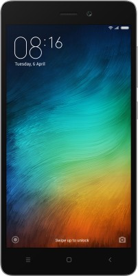 Redmi 3S Prime (Dark Grey, 32 GB)