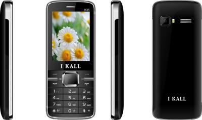 I KALL (K35BLACK+K35BLUE) Dual Sim 2.4 Inch Mobile Combo (Black, Blue)