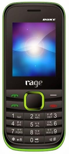 Rage Duke_Green Green