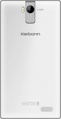 Karbonn A6 Turbo (White)