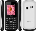 I KALL 1.8 INCH DUAL SIM MOBILE WITH FM & BLUETOOTH WHITE&BLACK