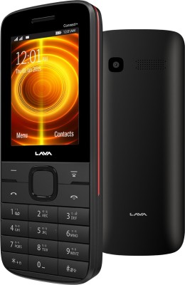 Lava KKT Connect Plus (Black & Grey)