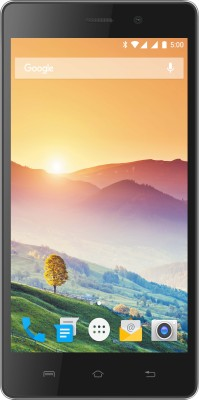 Lava Flair S1 (Black, 8 GB)