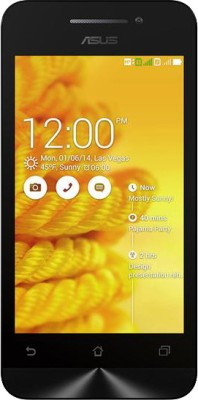 Asus Asus Zenfone 4 A450CG (Solar Yellow, with 8 GB)