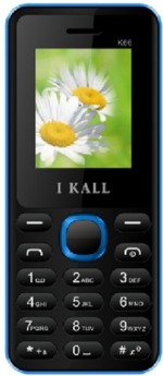 i KALL 1.8 inch Dual Sim Mobile with bluetooth blue