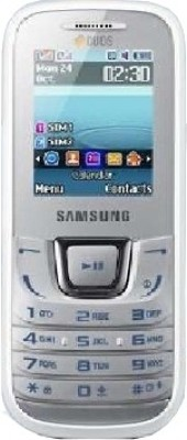 Samsung Guru E1282 Ceramic White available at Flipkart for Rs.1780