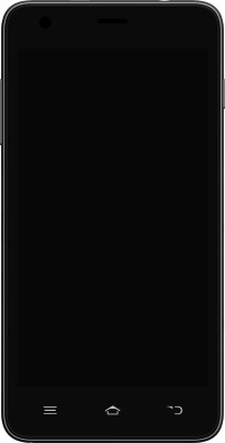 Intex Aqua Life III (Black, 8 GB)