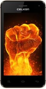 Celkon Q3K Power Black+Gold
