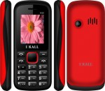 I KALL 1.8 ICH DUAL SIM MOBILE WITH FM & BLUETOOTH RED