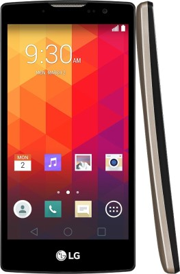 LG Spirit (Black Gold, 8 GB)