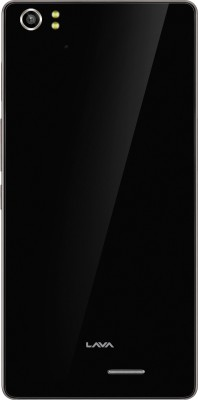 Lava Icon (Black, 16 GB)