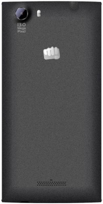 Micromax Canvas Play 4G Q469 Dual Sim - Moon Dust Grey (Grey, 16 GB)