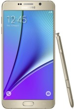 Samsung Note 5 64 GB Silver Titanium