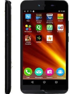 Micromax Q346 (Grey, 8 GB)