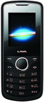 Lava KKT 10 (Black & Green)