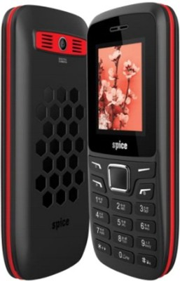 Spice Boss M-5505 (Black Red)