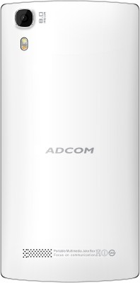 Adcom Thunder A54 Quad Core (White, 4 GB)