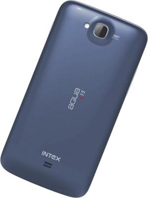 Intex Aqua i15 (Blue, 4 GB)