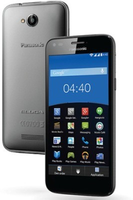 Panasonic Eluga S Mini (Shadow Grey, 8 GB)