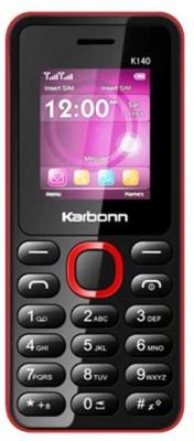 Karbonn K140 (Red, Black)